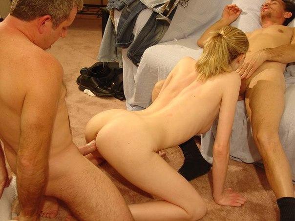 Групповой секс в фотографиях