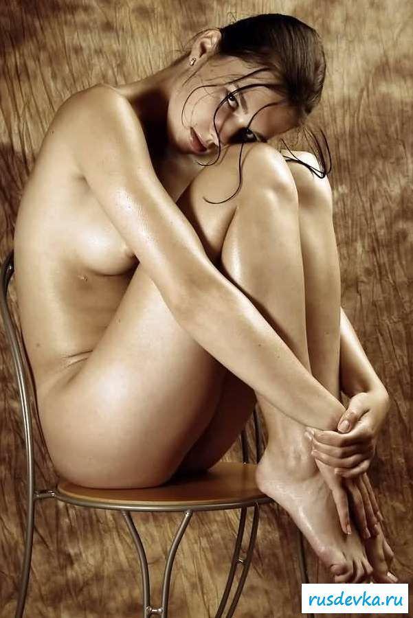 Раздетые аппетитные сиськи сногсшибательной красотки (20 фото эротики)