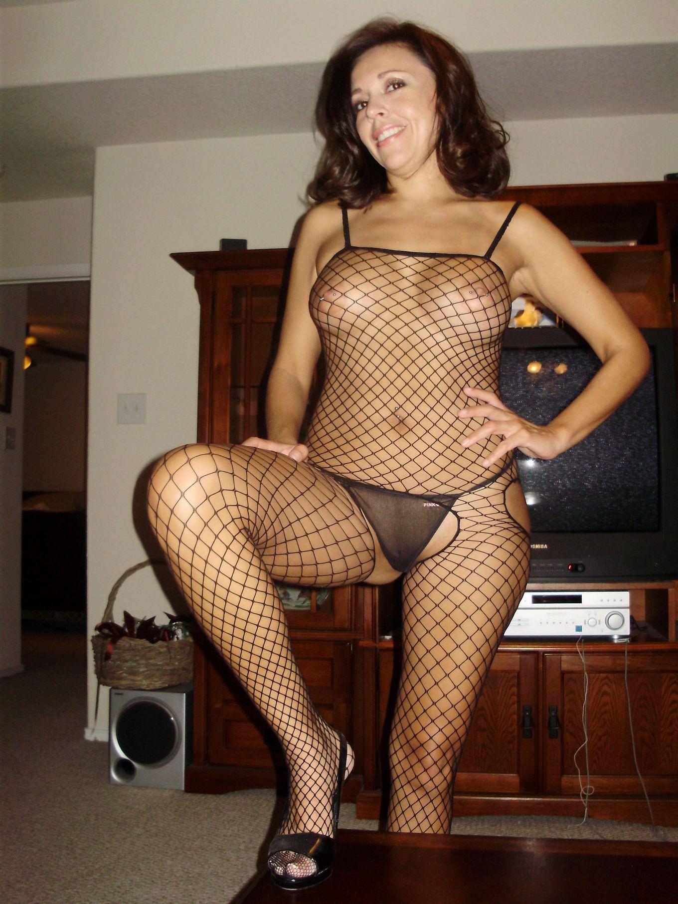 44-летняя полячка Сильвия