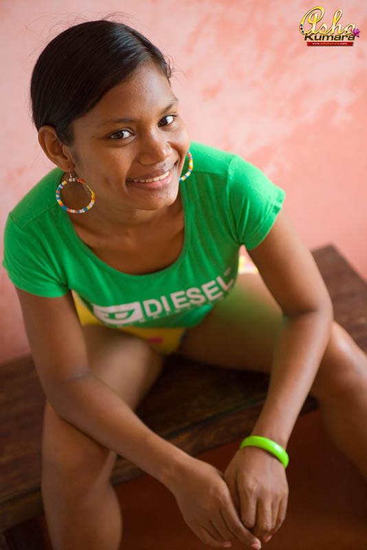Аша Кумара – индийская девушка, которая готова показать всем свою экзотическую внешность
