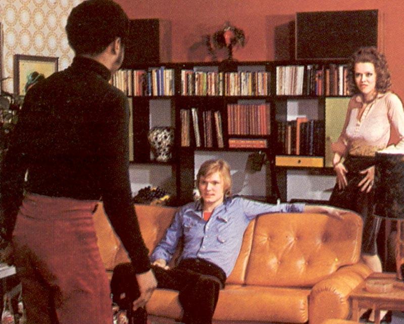 Групповуха из 70-х
