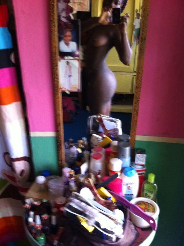Сексуальные нигерийские телочки
