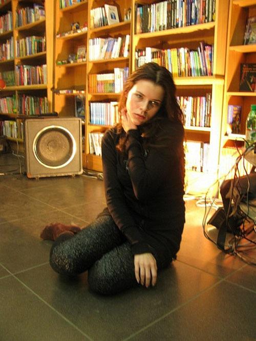 Частные снимки молодой эро-модели из России